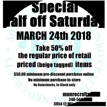 Munro Crafts - 3954 12 Mile Rd