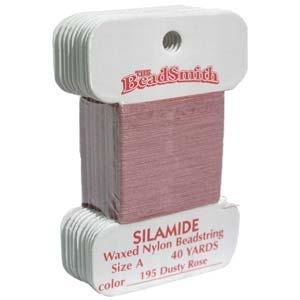 Silamide Beading Thread - Size A